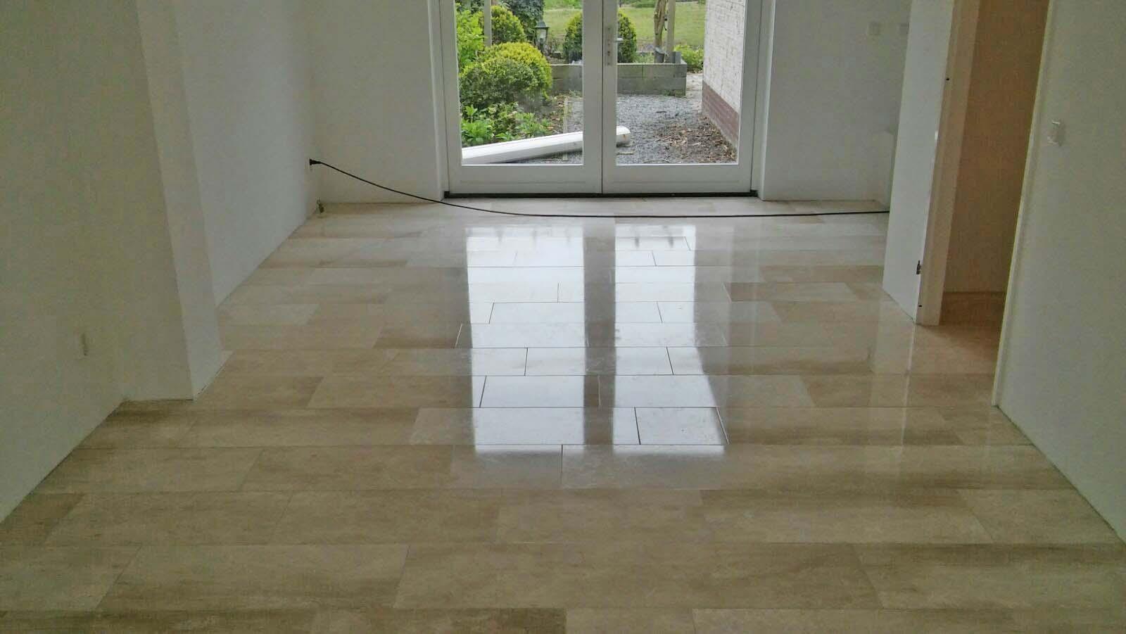 Natuursteen En Marmer Vloeren Reinigen En Onderhouden