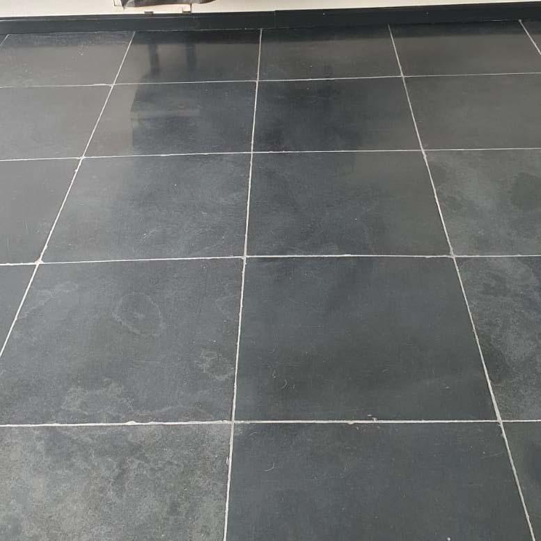Chinees Hardsteen vloer na reinigen en onderhouden