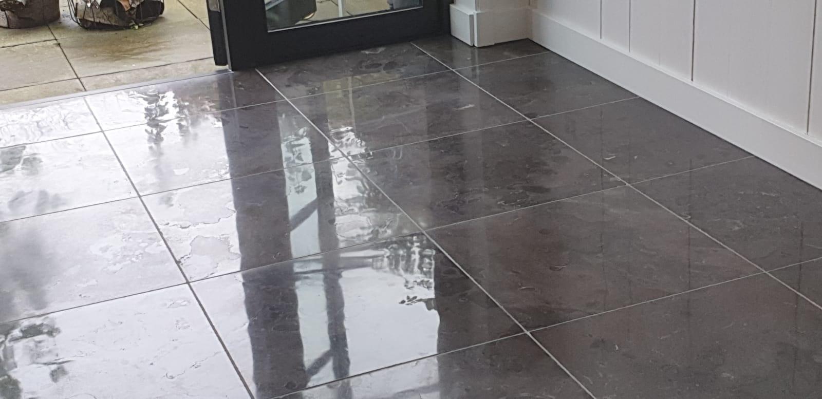 Na Chinees Hardsteen Vloer Reinigen En Onderhouden