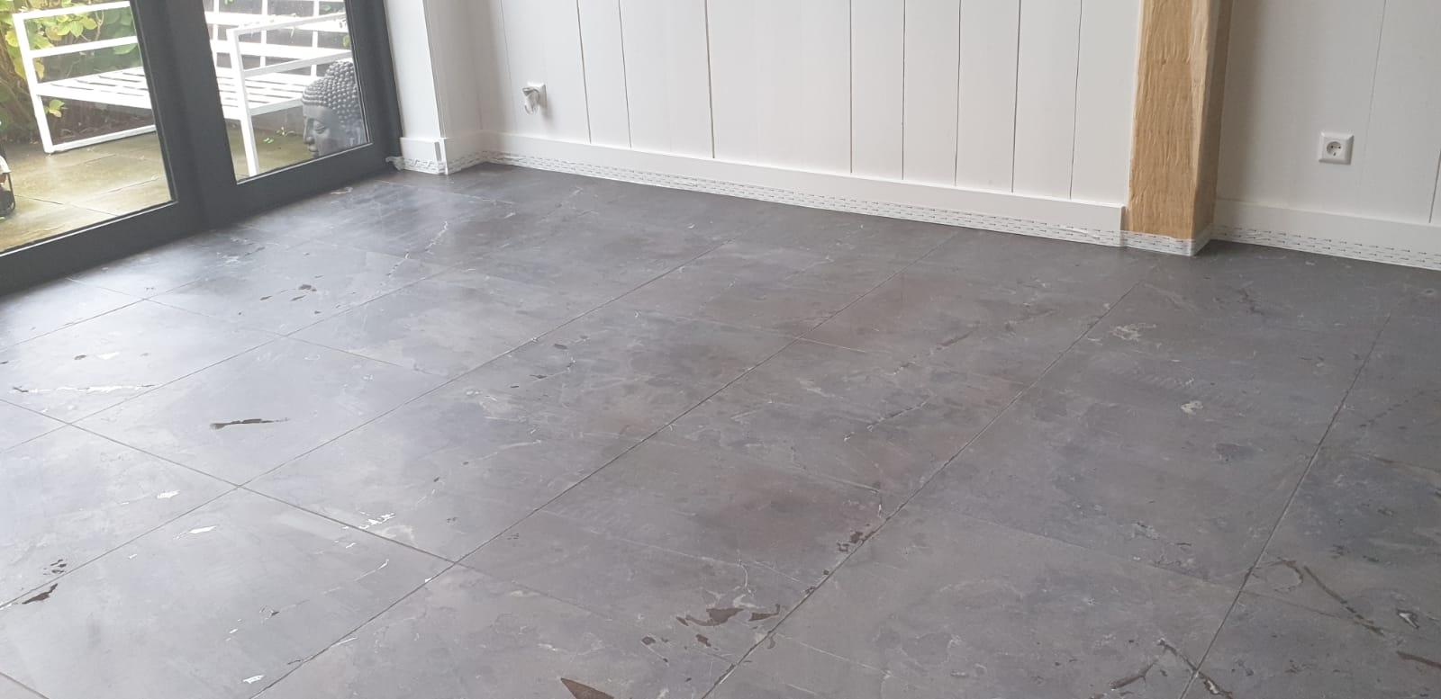 Voor Chinees Hardsteen vloer reinigen en onderhouden